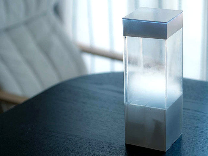 The Tempescope Is A Simulator Of The Weather Forecast For Your Room 249