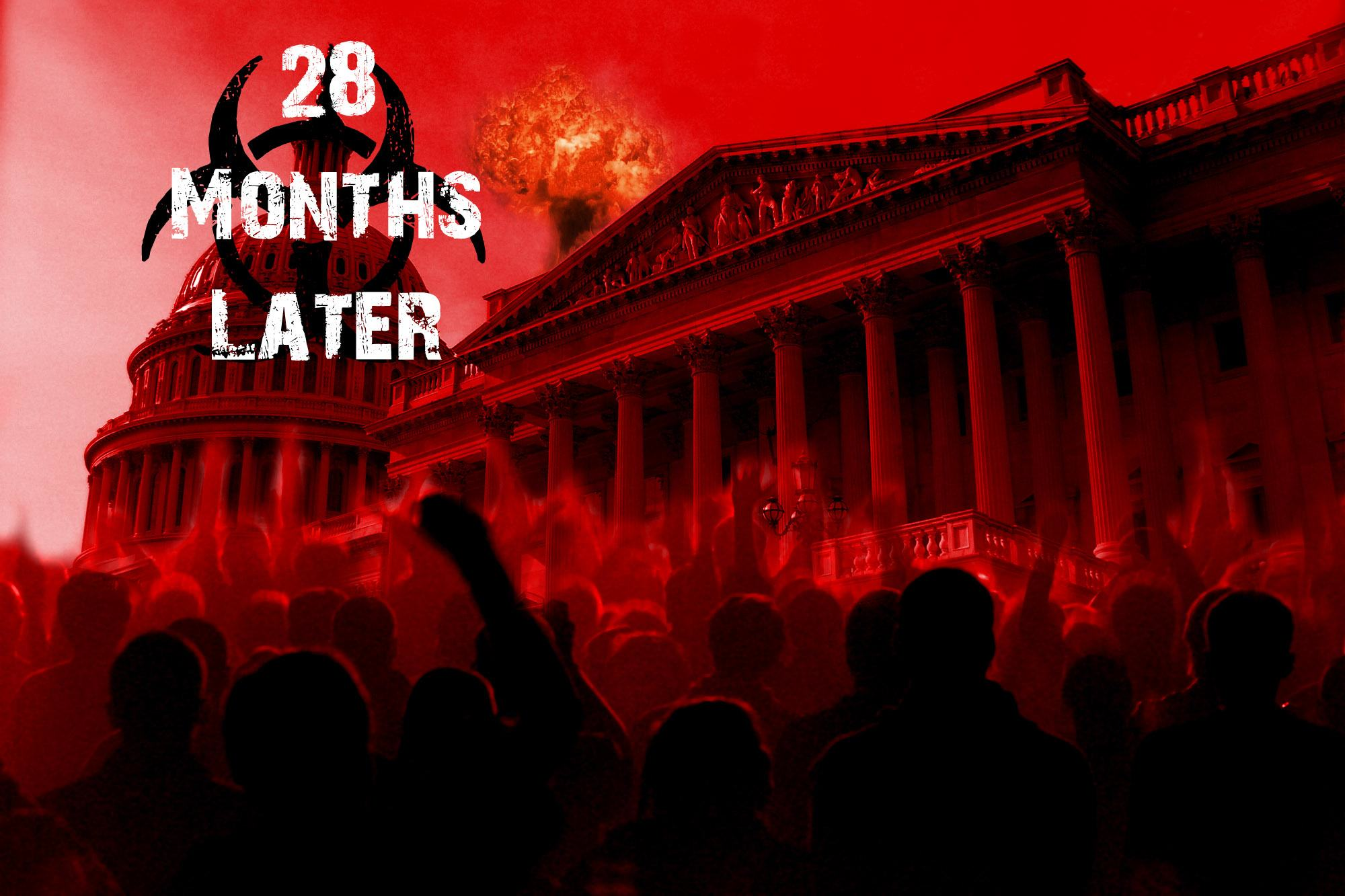 New Zombie Sequel 28 Months Later Is Coming 28 Months Later by Konton Kyoudai