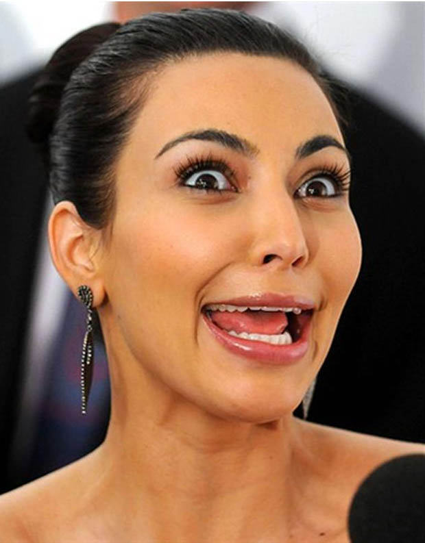 Kim Kardashian Has Released A Book Photos Of Herself   These Probably Wont Be In It 33