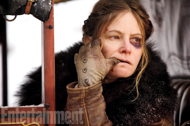 First Look Photos Of Tarantinos New Film The Hateful Eight Have Been Released 43
