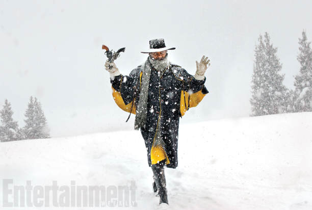 First Look Photos Of Tarantinos New Film The Hateful Eight Have Been Released 53