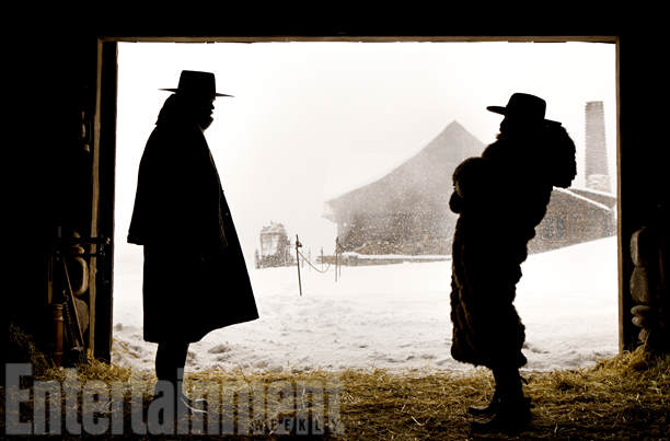 First Look Photos Of Tarantinos New Film The Hateful Eight Have Been Released 83