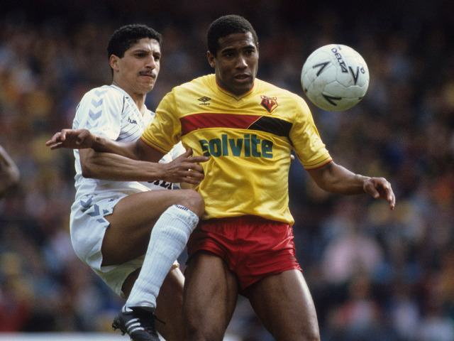 Graham Taylor Denies Claims He Was Told Not To Pick Black Players As England Manager 870411 barnes and hughton 4 3286 278898