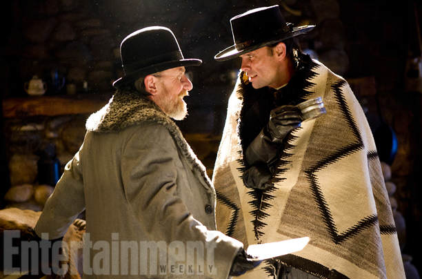 First Look Photos Of Tarantinos New Film The Hateful Eight Have Been Released 92