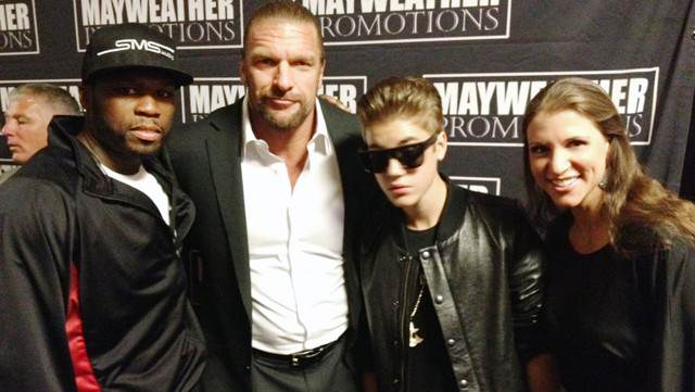 Justin Bieber In Talks To Appear On The WWE And Actually Wrestle Bieber wwe 640x361
