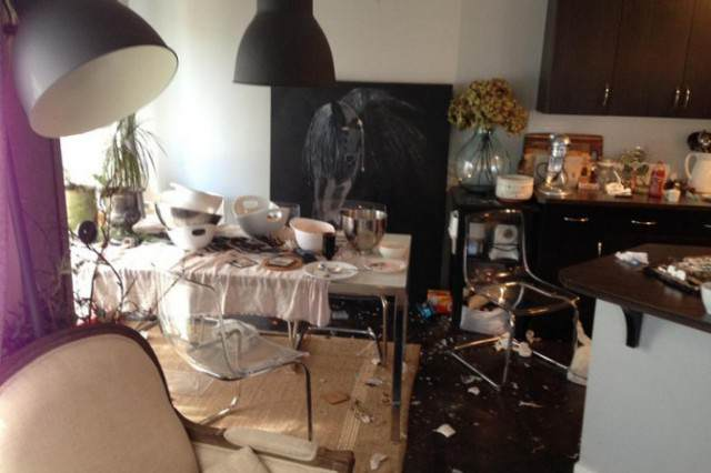 This Couple Rented Their Home Out On AirBnB, It Ended Badly Calgary AirBnB 640x426