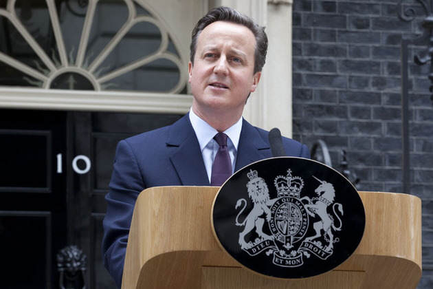 What People Can Expect From A Conservative Government In The Next Five Years David Cameron