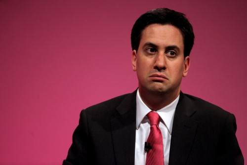 Ed Miliband Latest Party Leader To Resign As Labour Fail To Win 2015 Election Ed Miliband sad