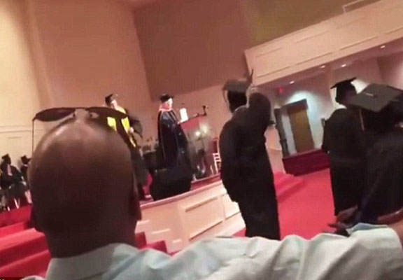 School Founder Shocks Students With Racist Remarks At Graduation Ceremony Georgia racism MAIN