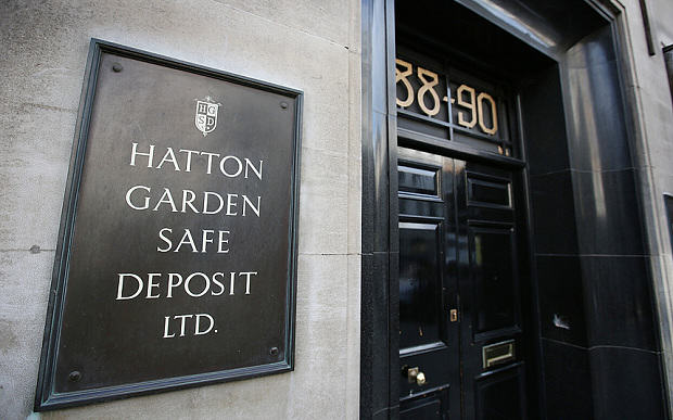 Four Men Plead Guilty Over £10M Hatton Garden Jewellery Heist Hatton Garden safe 3258803b