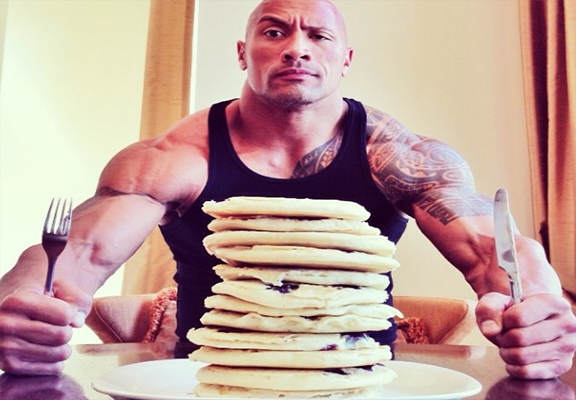 Dwayne The Rock Johnsons Instagram Account Is As Cool As The Man Himself Rock WEB