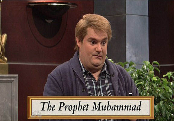 Saturday Night Live Cast Is Asked To Draw The Prophet Muhammed SNL Muhammed WEB