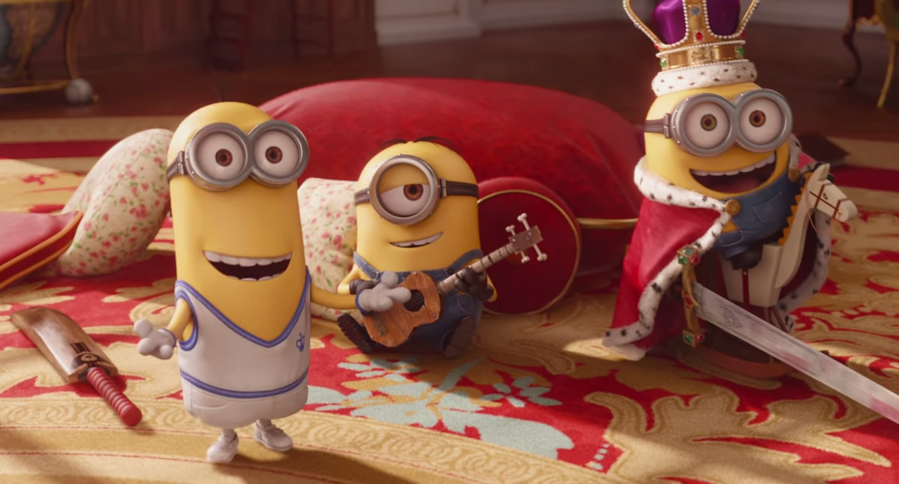 New Trailer Released For Upcoming Minions Film Screen Shot 2015 05 15 at 13.10.06