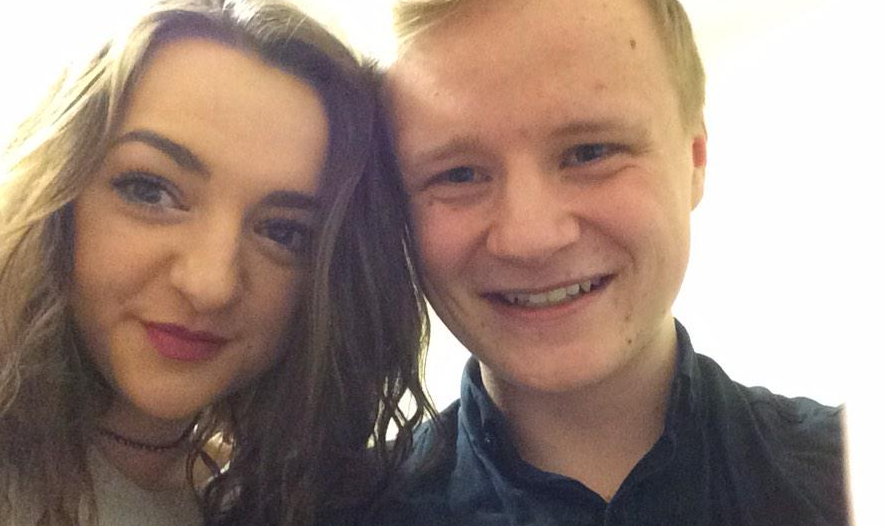 Guy Thinks Hes Met Maisie Williams From Game Of Thrones, He Gets A Shock Screen Shot 2015 05 29 at 17.03.43