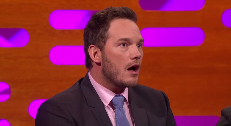 Chris Pratt NAILS Impression Of People From TOWIE Screen shot 2015 05 30 at 11.53.37