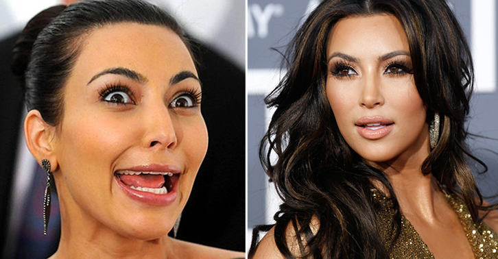 Kim Kardashian Has Released A Book Photos Of Herself   These Probably Wont Be In It TN122