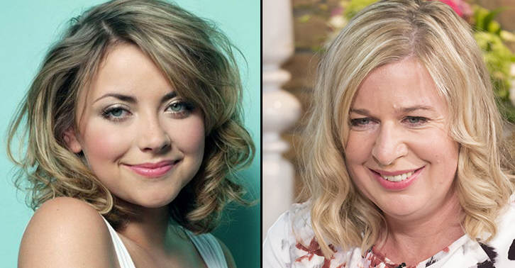 Charlotte Church Challenges Katie Hopkins To a Boxing Match TN137