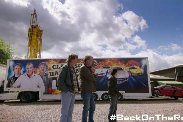 Top Gear Trio Reunite For New Live Tour, First Trailers Released Top Gear 2