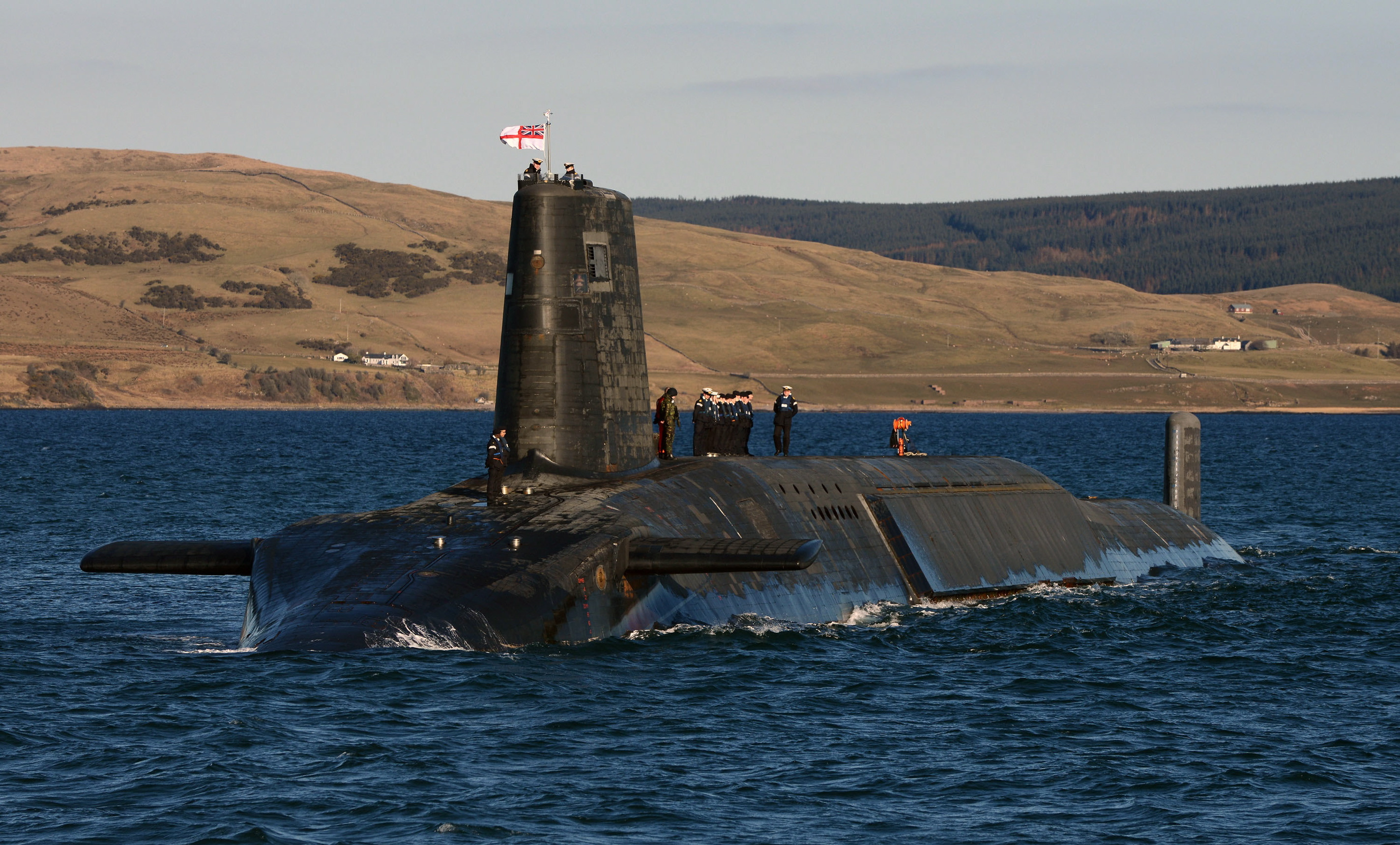 Its Harder To Get Into Most Nightclubs   Declares Trident Whistle blower Trident Nuclear Submarine HMS Victorious
