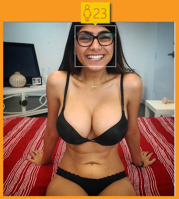 New App Can Guess Anyones Age, Even Porn Stars age1