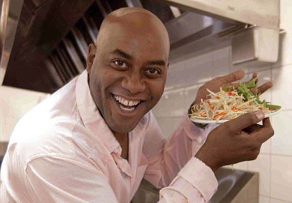 Online Petition Launched To Get Ainsley Harriott On The £20 Note ainsley harriott NEW