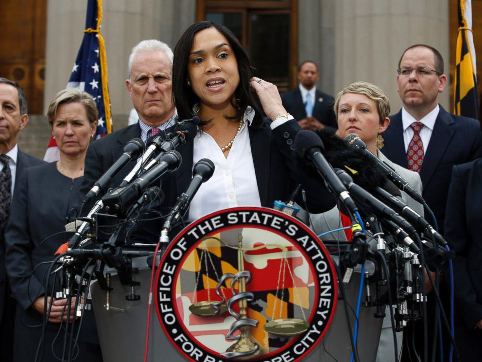 Six Officers Indicted In Death Of Freddie Gray ap mosby 3 lb 150501 4x3 992