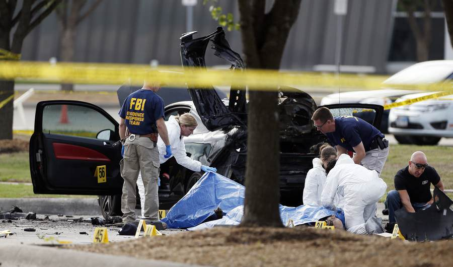 ISIS Claim Responsibility For Texas Shooting attack