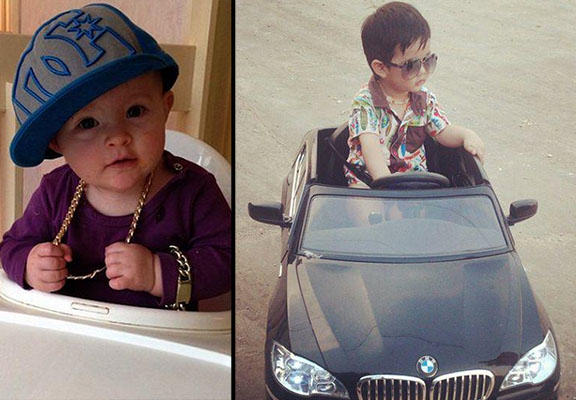 Apparently Rich Babies Of Instagram Is Now A Thing babyweb