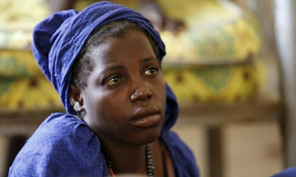 214 Out Of 234 Females Rescued From Boko Haram Visibly Pregnant boko haram pregnant girls