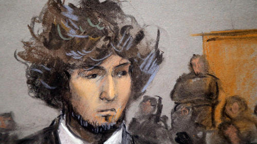 Boston Bomber Sentenced To Death After Killing Three And Injuring 260 boston2