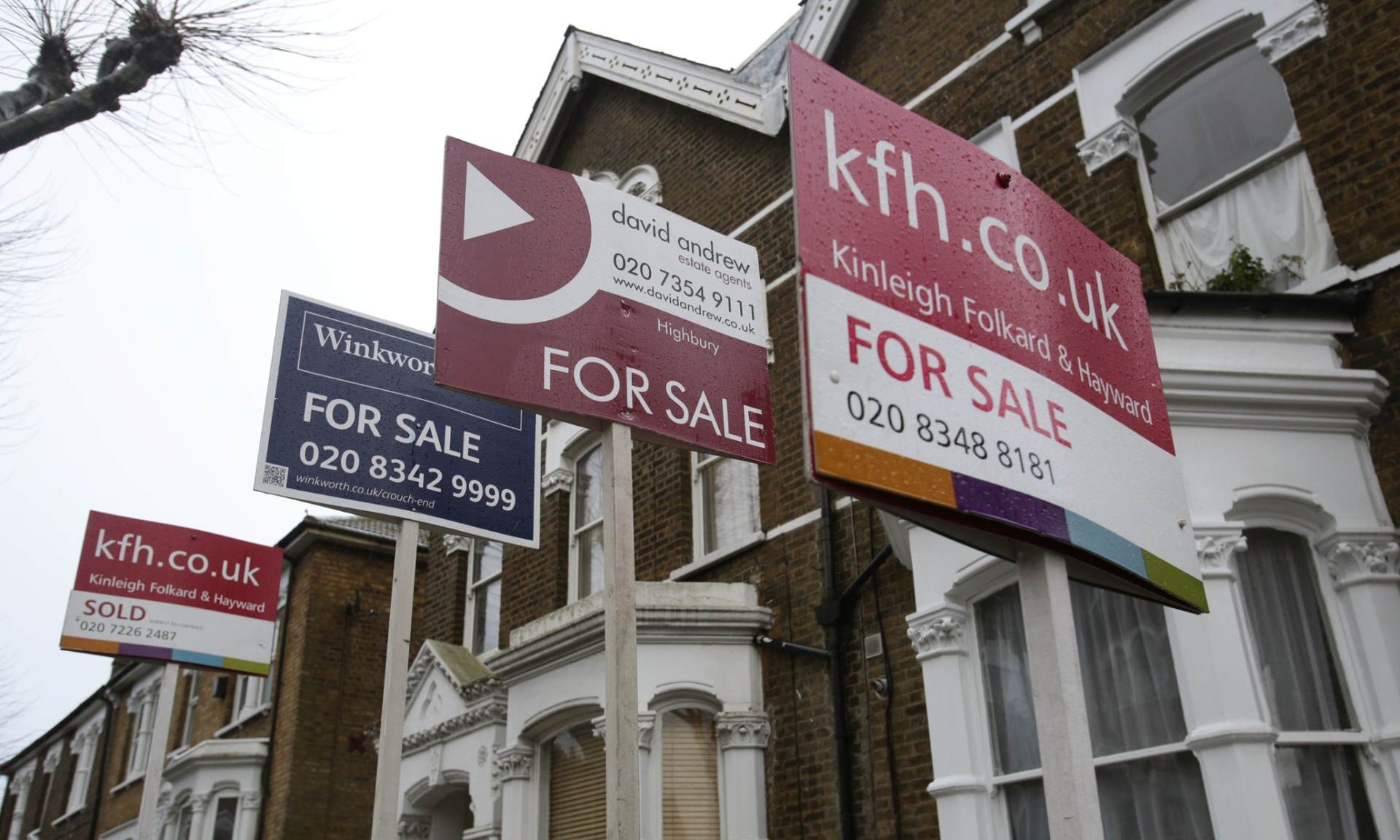 First Time Buyers Need At Least £77K A Year To Get A House In London %name