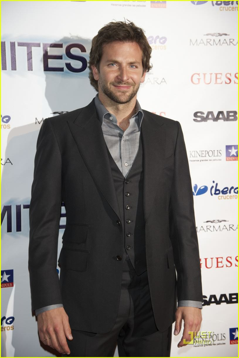 Bradley Cooper Will Star In TV Show Version Of His Film Limitless cooper1