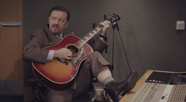 Ricky Gervais Secures Funding For The Office Film david brent return thumb 640x351 5038