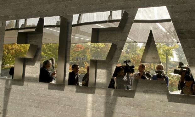 Seven FIFA Officials Arrested On Corruption Charges Following Dawn Raids fifa 1