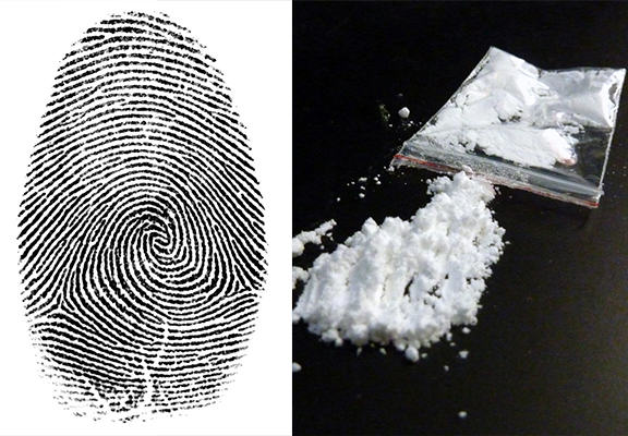 Drug Testing May Soon Change As Scientists Say Fingerprints Can Reveal Cocaine Use fingerprint cocaine WEB