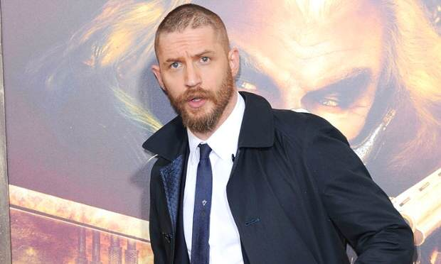 Tom Hardy On Drug History: I Would Have Sold My Mum For Crack %name