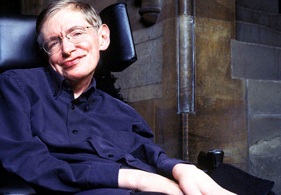 Stephen Hawking Announced To Appear At Glastonbury Festival