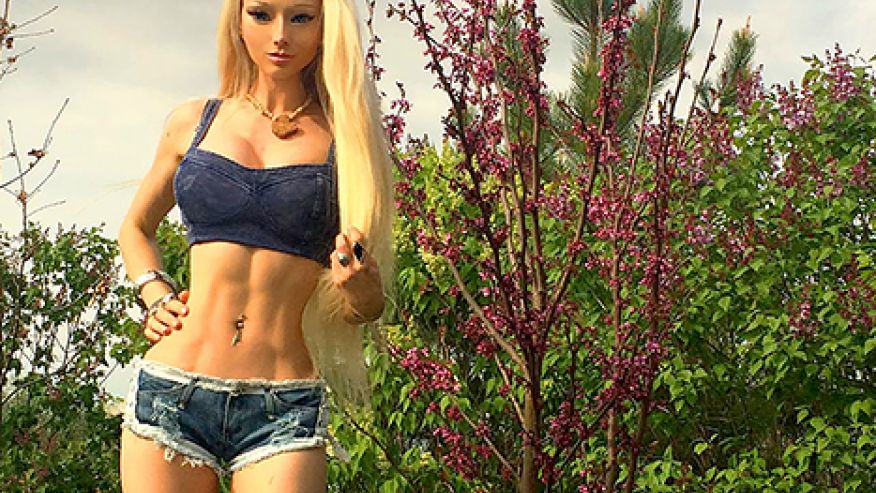 Human Barbie Hits Back At Haters With This Defiant Message hb