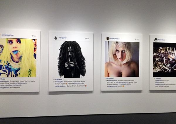 This Artist Sold Other Peoples Instagram Photos For Nearly $100,000 At Art Show instagram art 2