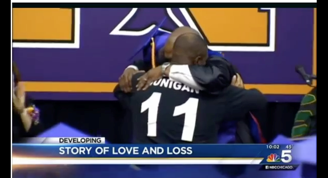 Mum Accepts Diploma For Dead Son, Its Seriously Emotional Stuff jackson