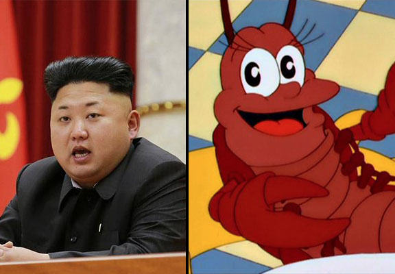 Kim Jong Un Is P*ssed At A Turtle Farm For Not Breeding His Lobsters kim jong un lobster WEB