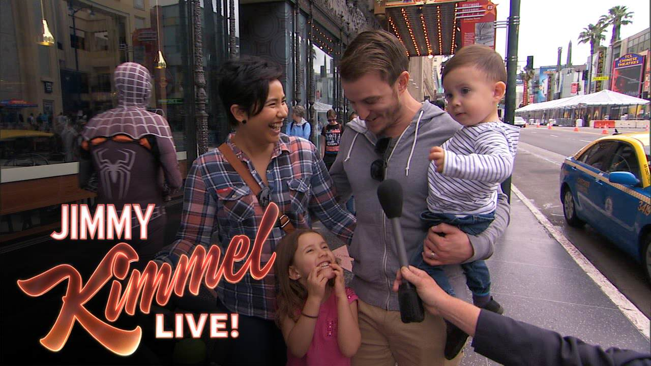Jimmy Kimmel Asks Kids Who They Prefer, Mums or Dads, Results Are Hilarious kimmel