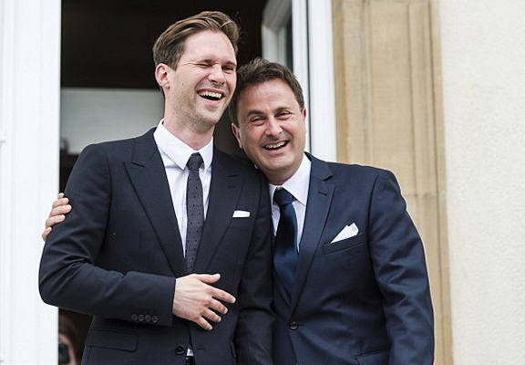 Luxembourg Prime Minister Marries Male Partner One Year After Nation Approves Same Sex Marriage luxembourg pm WEB 2