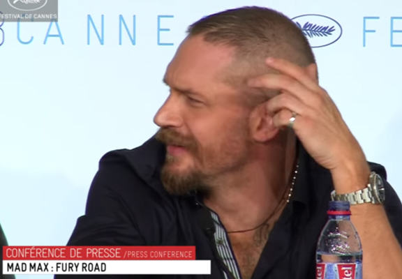 Tom Hardy Responds To Sexist Question About Mad Max mad men web