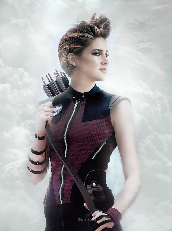 One Artist Has Switched Up The Avengers To Female Actresses, Its Amazing marvel