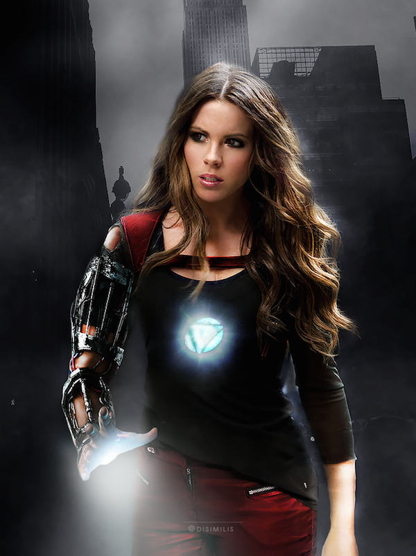 One Artist Has Switched Up The Avengers To Female Actresses, Its Amazing marvel6