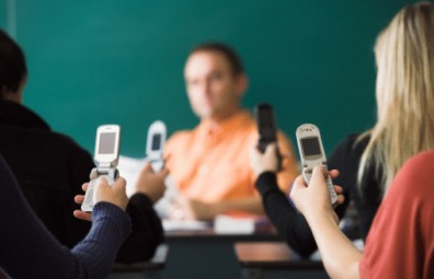 School Bans Mobile Phones, Sees Kids Do Better In Classrooms, Obviously mobile