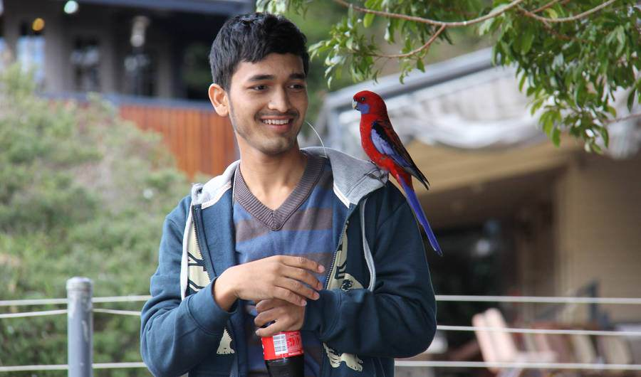 19 Year Old Saves 55 Orphans During The Devastating Earthquake In Nepal nepal1