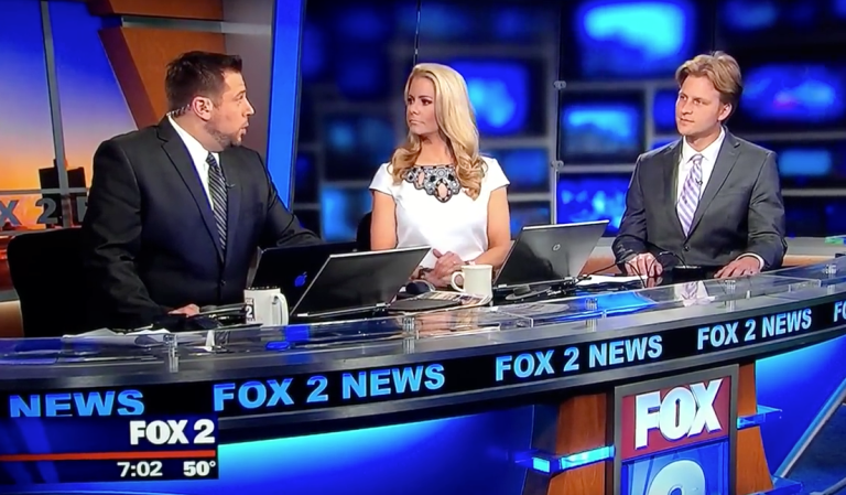 Fox News Anchor Unwittingly Makes Dry Hump Day Sexual Innuendo news