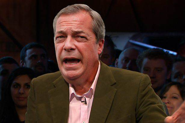 Nigel Farage Now Tipped To Become Top Gear Presenter After Stepping Down As UKIP Leader nigel